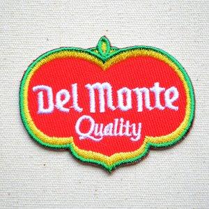 画像1: ワッペン Del Monte デルモンテ トマトケチャップ