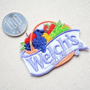 画像3: ワッペン ウェルチ Welch's