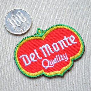 画像3: ワッペン Del Monte デルモンテ トマトケチャップ