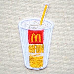 画像1: ワッペン マクドナルド カップ