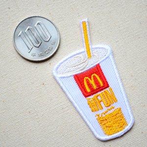 画像2: ワッペン マクドナルド カップ