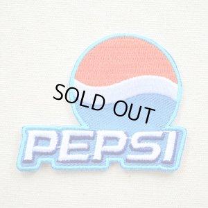 画像1: ワッペン ペプシコーラ Pepsi-Cola(S)