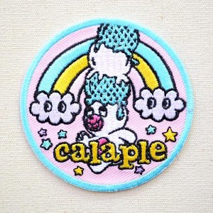 画像1: ワッペン Calaple(カラプル) エンブレム