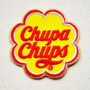 画像1: ワッペン チュッパチャプス chupa chups(S)