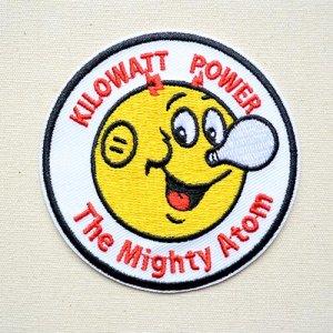 画像1: ワッペン キロワット パワー