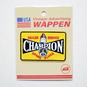 画像3: ワッペン チャンピオン Champion