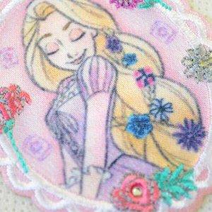 画像2: ワッペン プリンセス チャーミング ディズニー(ラプンツェル)