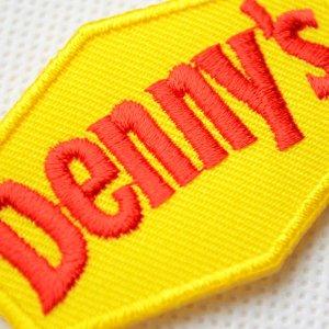 画像2: ワッペン  デニーズ  Denny's