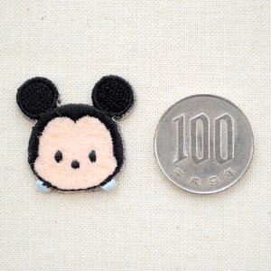 ワッペン ディズニーツムツム Disney TSUM TSUM(ミッキーマウス)