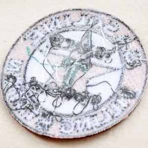 画像3: ロゴワッペン Texaco テキサコ モーターオイル