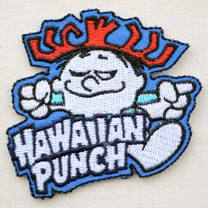 画像1: ロゴワッペン ハワイアンパンチ Hawaiian Punch