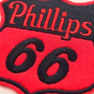 画像2: ロゴワッペン フィリップス66 Phillips66
