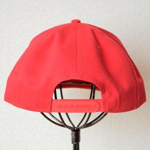 画像4: 帽子/キャップ オットー Otto フラットバイザー コットンツイル(レッド) *メール便不可