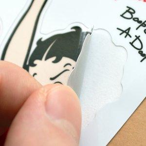 画像3: ステッカー/シール ベティブープ Betty Boop(USA)
