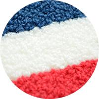 サガラ刺繍・シュニール・もこもこワッペン・アップリケ・グッズ
