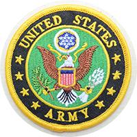usアーミー/アメリカ陸軍u.s.armyワッペン・アップリケ・グッズ