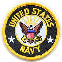 usネイビー/アメリカ海軍u.s.navyワッペン・アップリケ・グッズ